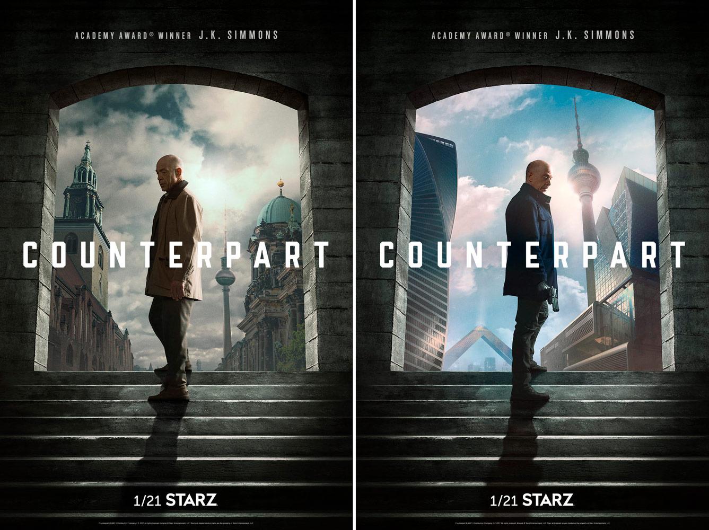 Counterpart 2x02 Vose Disponible